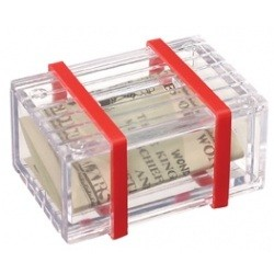 Magic Lock Box - Tricky Money Puzzle Box