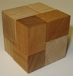 Puzzle for School - Wooden Puzzle Brain Teaser