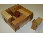 HCP3nt - Wooden Puzzle Brain Teaser