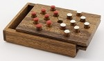 Switch Eight Medium - Wooden Brain Teaser Puzzle