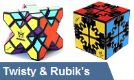 Rubik's & Twisty Puzzles