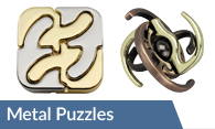 Metal Puzzles