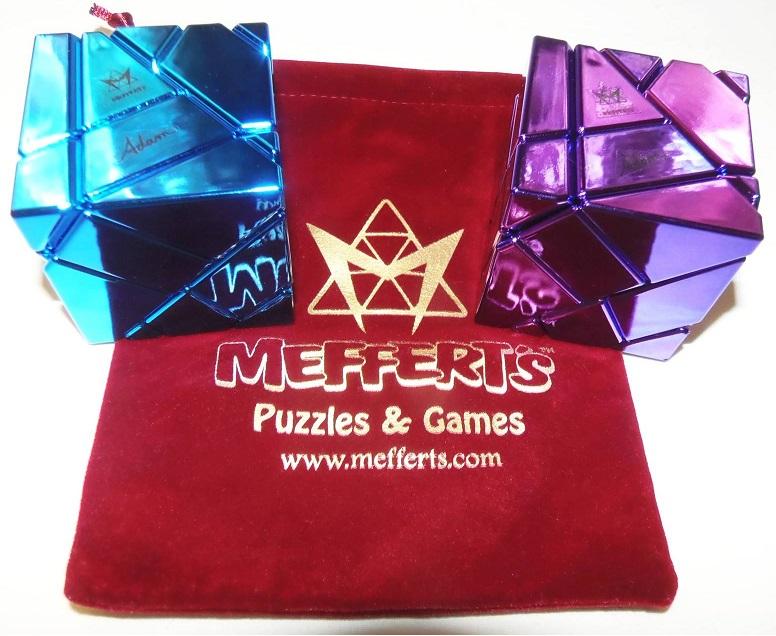 Meffert's Puzzles
