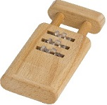Combination Lock - IQ Locker Series Wooden Puzzle