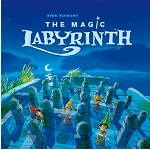The Magic Labyrinth - Awarded Memory Maze Board Game