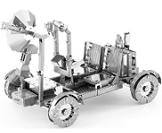 Apollo Lunar Rover - Metal Earth 3D Model