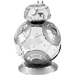 Star Wars BB-8 - Metal Earth 3D Model Puzzle