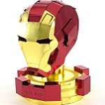 Iron Man  Helmet - Metal Earth 3D Model Puzzle