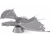 Gringotts Dragon Harry Potter - Metal Earth 3D Model Puzzle