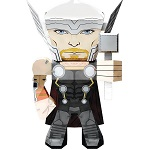 Thor Marvel Legends - Metal Earth 3D Model Puzzle