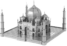 Taj Mahal - ICONX 3D Metal Model Puzzle