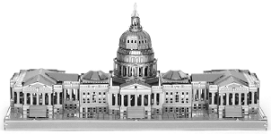 US Capitol - Metal Earth 3D Model Puzzle