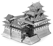 Himeji Castle - Metal Earth 3D Model Puzzle