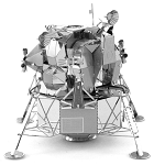 Apollo Lunar Module - Metal Earth 3D Model Puzzle