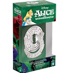 Alice In Wonderland Cast Labyrinth - Hanayama Metal Puzzle