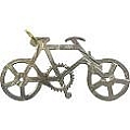 Cast Bike - Hanayama Metal Puzzle
