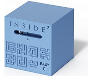 Inside³ Labyrinth 3D Puzzle Maze Cube - Easy