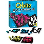 Q-Bitz Extreme Awarded Brain Teaser Game