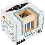 Pyramid Box S.T.E.M. Series - Wooden Brain Teaser Puzzle