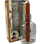 Churchill's Cigar and Whisky Bottle Puzzle By Great Minds