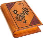 Book Of Spells - Secret Wooden Puzzle Box