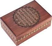 Celtic Circle - Secret Wooden Puzzle Box