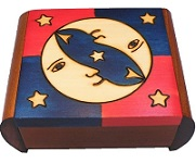Moonlight - Secret Wooden Puzzle Box