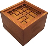 Treasure Secret Puzzle Box - Money and Gift Cards Secret Box