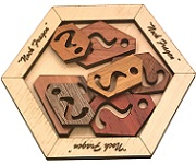 Any Question - Wooden Puzzle Packing Problem