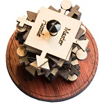 Master Puzzle Wooden Brain Teaser Puzzle Assembly Problem