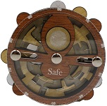 Safe - Money Maze Brain Teaser Wooden Puzzle