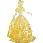 3d Crystal Disney Puzzle Belle