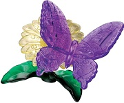 3d Crystal Puzzle Butterfly