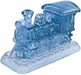 3d Crystal Puzzle Locomotive