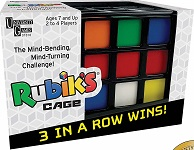 Rubik's Cage Game - Great Fun Brainteaser Game