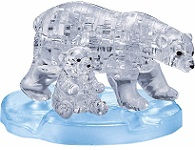 3d Crystal Puzzle Polar Bear