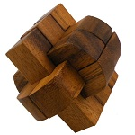 Nexus Burr - Wooden Puzzle Brain Teaser