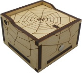 Spider Box - Secret Box Brainteaser Puzzle