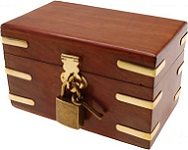 Pick Lock Box - Secret Puzzle Box by Constantin
