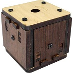 Z-Box - Secret Wooden Puzzle Box By Constantin