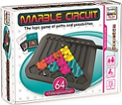 Marble Circuit IQ Maze Game - By Ah!Ha Games