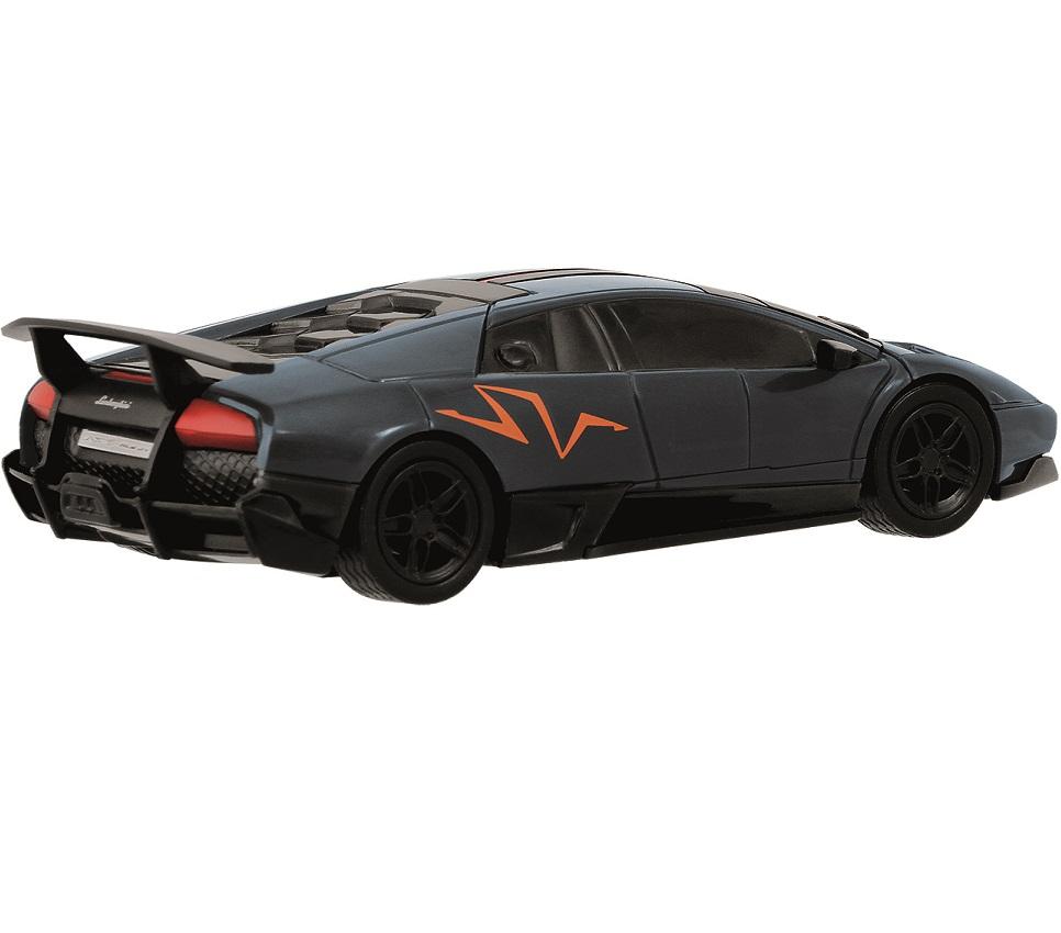 Carbon Grey 3D Jigsaw Puzzle Car Kit