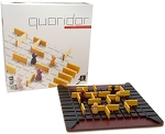 Quoridor Classic - Wooden Strategy Game by Gigamic