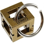 Cast Box - Hanayama Metal Puzzle