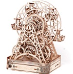 Ferris Wheel - 3D Mechanical, Engineering Self-Assembled Puzzle