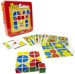 Pixy Cubes - Awarded Brain Teaser Game