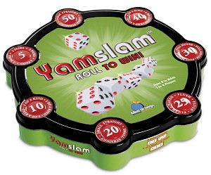 Yamslam - Fun Dice Strategy Game