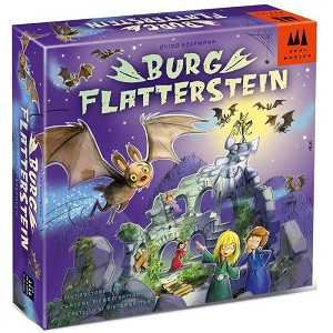 Castle Flutterstone - Top Rated Racing Board Game