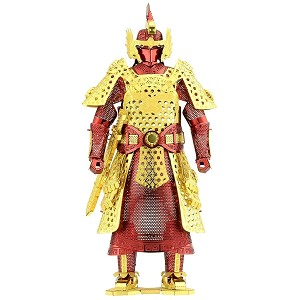 Chinese Ming Armor - Metal Earth 3D Model Puzzle