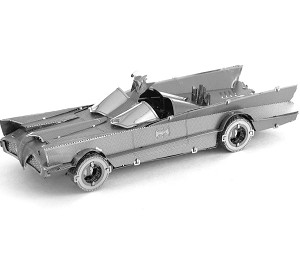 Batman TV Series Batmobile - Metal Earth 3D Model Puzzle